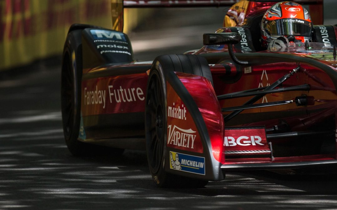 Ten Team Names Announced for Formula E Season 3 2016-17