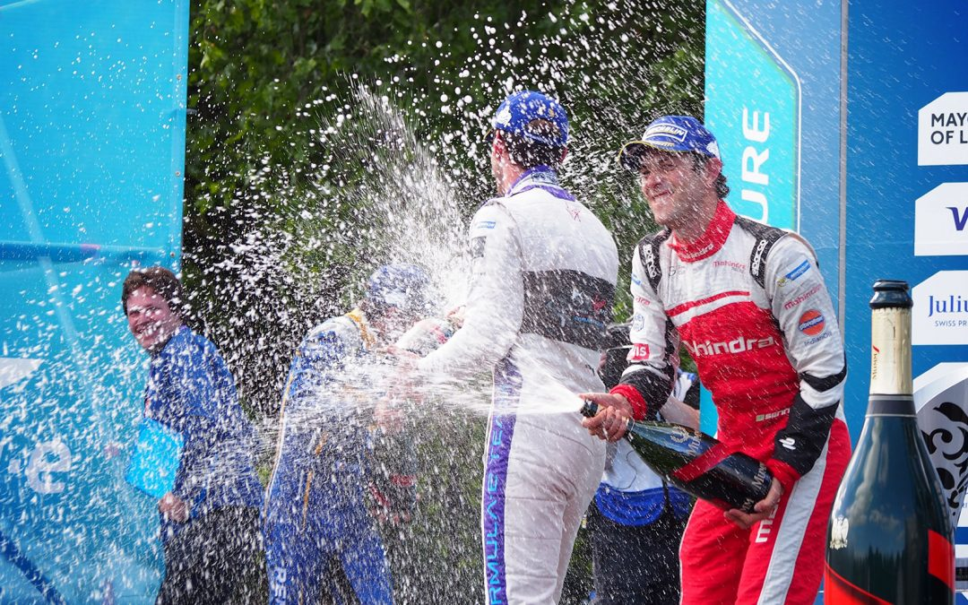 Formula E London ePrix Thrills and Delights with Best Race of Season