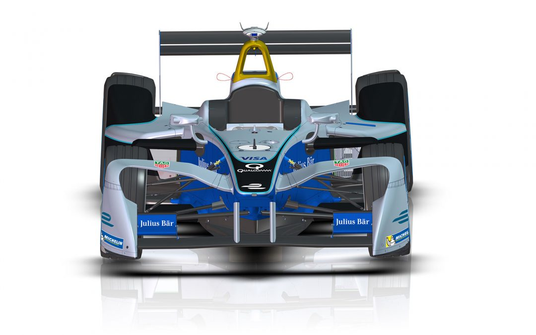 Formula E Reveals Bold New Look for 2016-17 Season