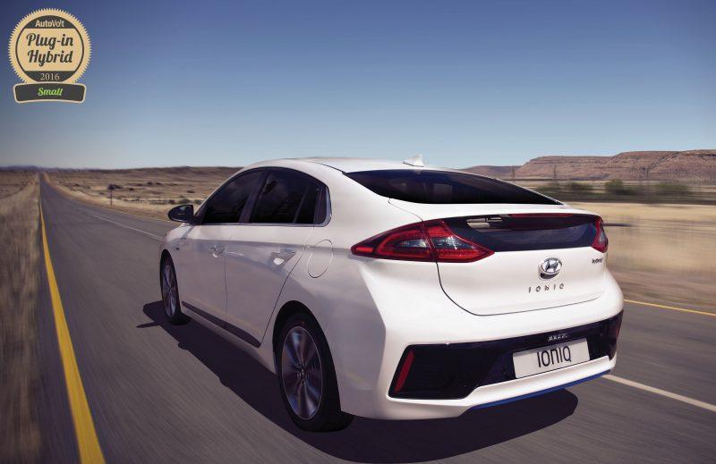 Hyundai Ioniq AutoVolt Awards 2016