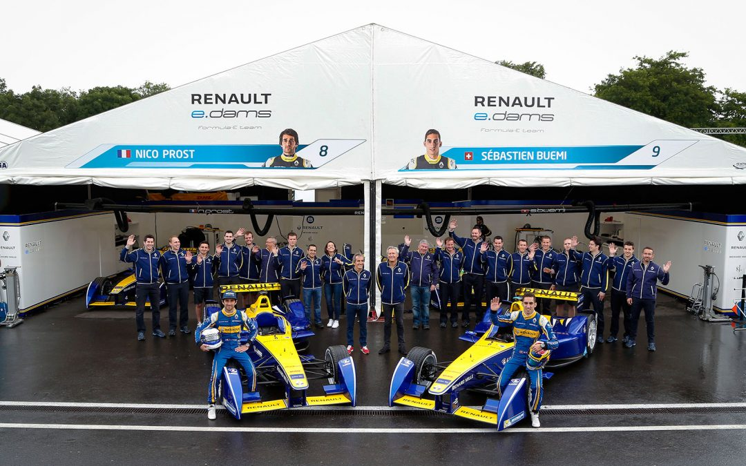 Fantastic Race Ends Formula E Championship and London ePrix 2016