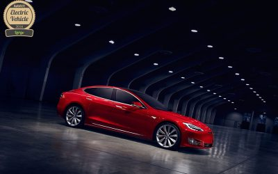 2016 AutoVolt Awards Winner: Tesla Model S