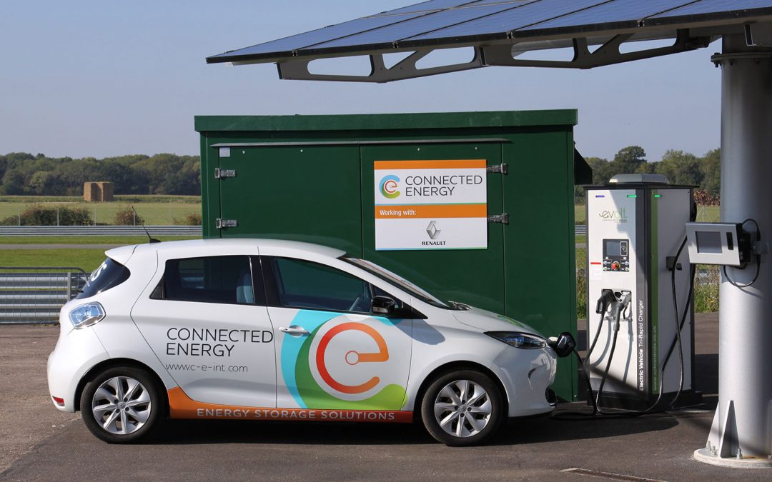 Evolt to Show Off Four New Charge Points at CENEX LCV 2016
