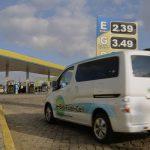 Nissan e-Bio Fuel Cell Prototype Vehicle