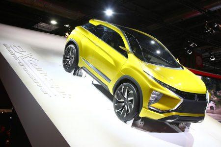 Mitsubishi eX Concept