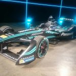 Jaguar Racing Formula E - PHOTO CREDIT: Laila Duffy