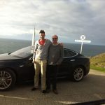 5 Father and Son Set New Guinness World Record in Electric Car