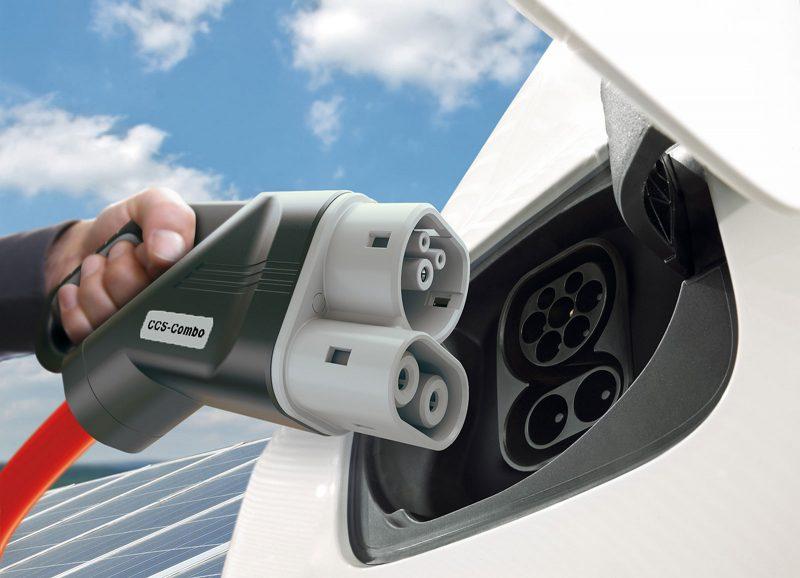 CCS charging