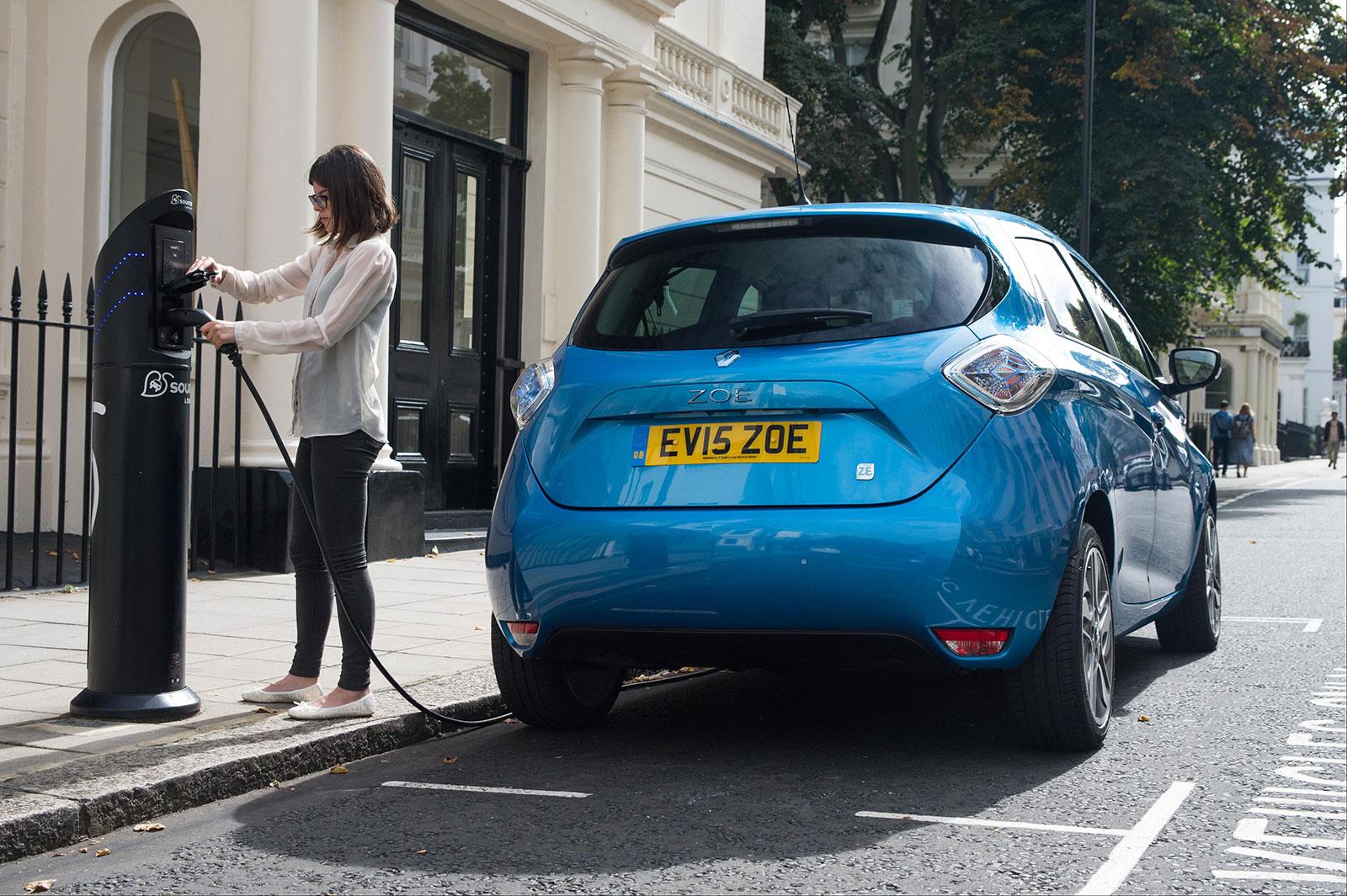 Longest Range Electric Car  Uk