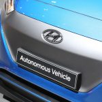Hyundai Autonomous Vehicle