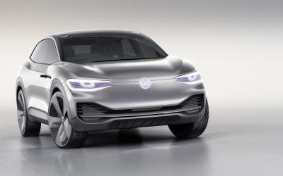 Volkswagen I.D. CROZZ concept revealed in Shanghai