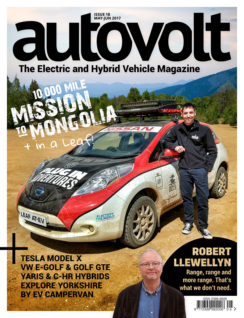 Autovolt Issue 18, May-June 2017