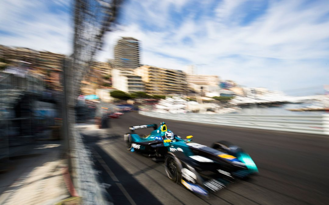 Formula E Monaco ePrix 2017 Highlights