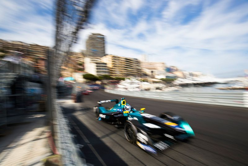 Formula E Monaco ePrix 2017