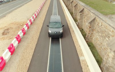 A future without plugging in? Possible, Renault demonstrates