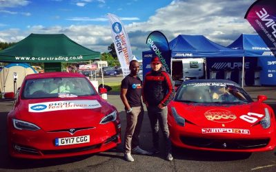 EVs get fast and furious at Santa Pod's Ultimate Street Car event