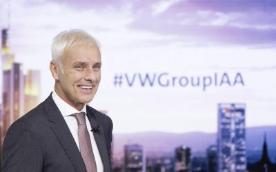 80 new electrified Volkswagen Group vehicles by 2025