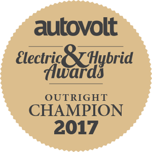 AutoVolt Electric & Hybrid Awards Star 2016