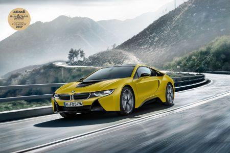 Autovolt awards 2017 BMW i8