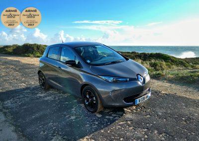 Autovolt awards 2017 Renault Zoe Z.E.40