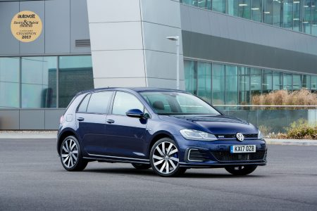 Autovolt awards 2017 Volkswagen Golf GTE