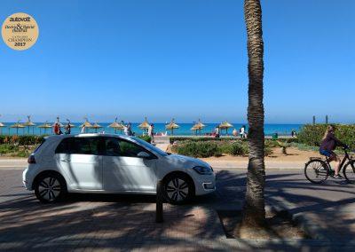 Autovolt awards 2017 Volkswagen e-Golf