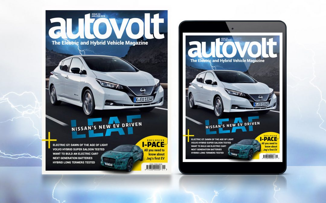 Autovolt proves a popular title on Readly