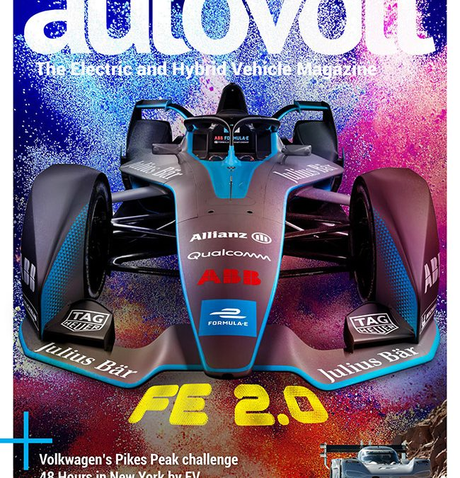 Autovolt magazine Issue 25