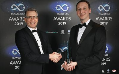 Autovolt wins recognition with prestigious industry award