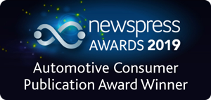 Autovolt - Newspress Automotive Consumer Publication Award Winner 2019