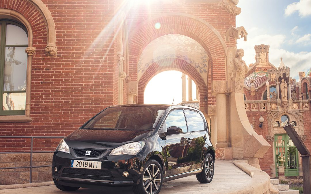 SEAT kickstarts its electric offensive with Mii electric