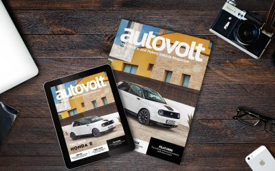Autovolt magazine issue 28