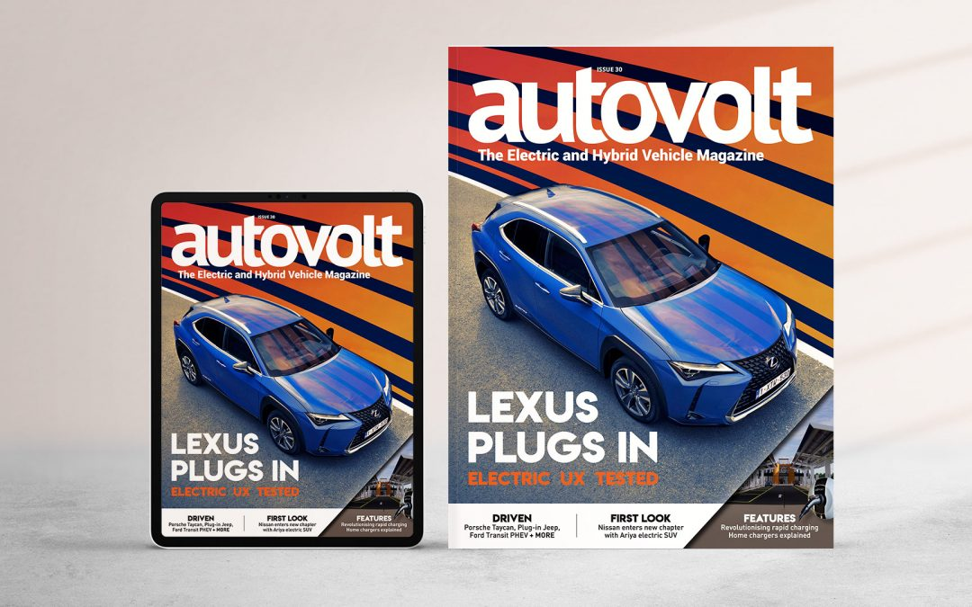 Autovolt magazine issue 30